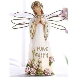 Praying Angel Figure