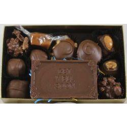 Get Well Soon Box of Chocolates