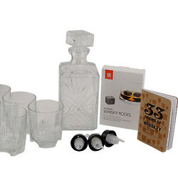 Whiskey Lovers Deluxe Gift Set
