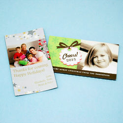Photo Save the Date Party Magnet