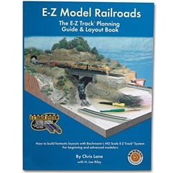 E-Z Model Railroads Track Planning Guide and Layout Book