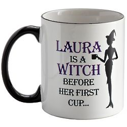 Witch Before Personalized Wicked Wake Up Mug