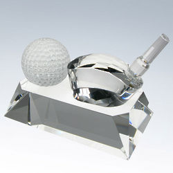 Crystal Golf Driver Award