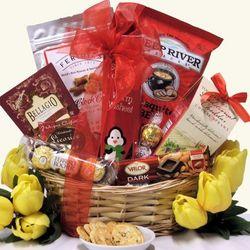 Warm Sentiments Gourmet Gift Basket