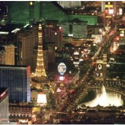 Las Vegas Lights Helicopter Tour for Two