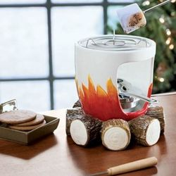 Mini Tabletop S'mores Maker