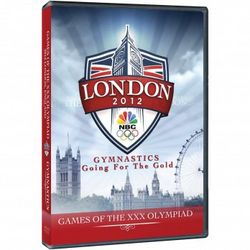 2012 London Olympics Gymnastics DVD