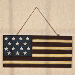 Americana Flag Wall Decor