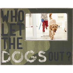 Who Let The Dogs Out Frame