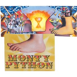 Monty Python Sonic Musical Wallet