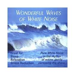 Wonderful Waves of White Noise CD