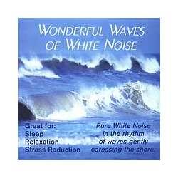 Wonderful Waves of White Noise CD