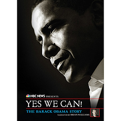 'Yes We Can' Barack Obama DVD