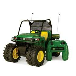 John Deere Giant 1:8 Scale Monster Treads Radio Control Gator