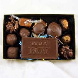 Little Boy Chocolate Box