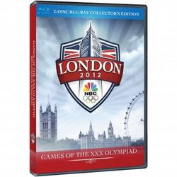 2012 London Olympics Highlights Blu-Ray DVD