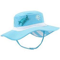 Infant Boy's Sea Turtle UPF Beach Bucket Hat