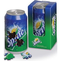 Sprite Can 3D Jigsaw Puzzle