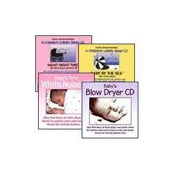 New Infant 4-CD Gift Set
