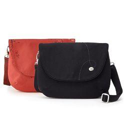 Securely Stylish Saddle Bag