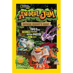 Animal Jam Video Game Guide Book