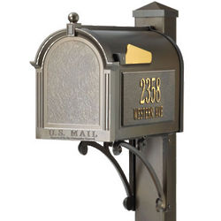 Superior Mailbox and Post