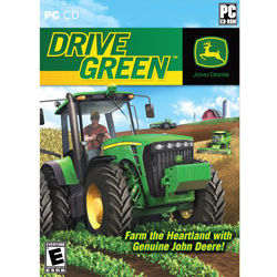 John Deere Drive Green PC Game