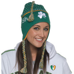 Irish Toboggan Hat