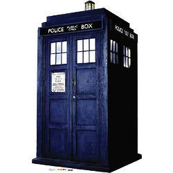Doctor Who Tardis Life-Size Standup