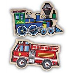 Decorate Your Own Vehicle Magnets Kit