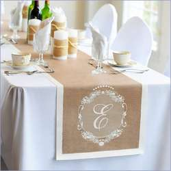 Rustic Chic Table Runner