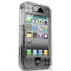 Clear TinkerBrick Case for iPhone 4/4S