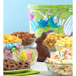 Bunny Patch Sweets and Snacks Tin