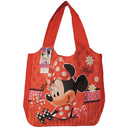Large Minnie Mouse Beach Tote Bag