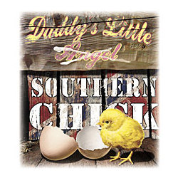 Daddy's Little Southern Chick 24 T-Shirt