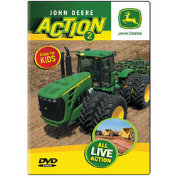 John Deere Action - Part 2 DVD