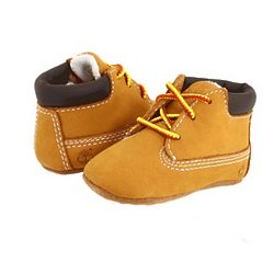 Timberland Boys Infant Crib Bootie Shoes