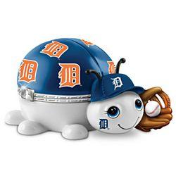 Detroit Tigers Love Bug Music Box
