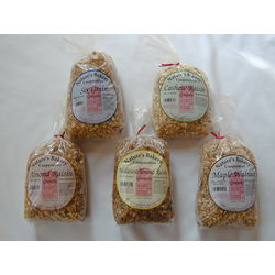 Three All Natural Granola Bags