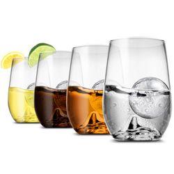 Cocktail Roller Rock Glasses