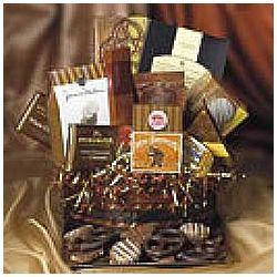 My Custom Gourmet Gift Basket