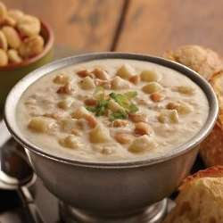 2 Packages of New England Clam Chowder