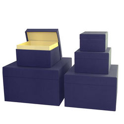 Fabric Nested Boxes