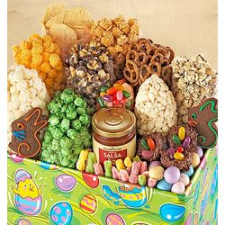 Egg-Ceptional Easter Jumbo Sweets and Snacks Gift Box