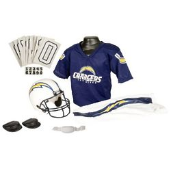 Boy's San Diego Chargers Uniform Costume