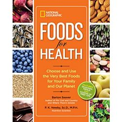 Foods for Health Book
