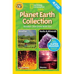 National Geographic's Planet Earth Books
