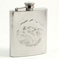 Stainless Steel Fishing Flask