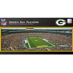 Green Bay Packers Stadium Panoramic Puzzle