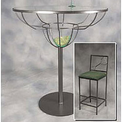 Margarita Table and Chair Set